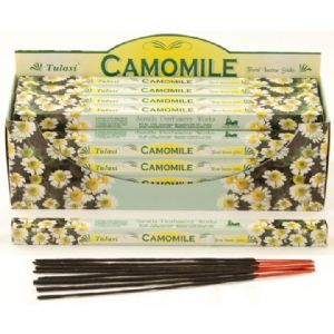 Camomile Incense Sticks | Buy Online at the Asian Cookshop
